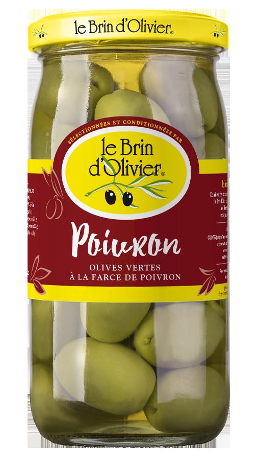 Olives fourrées de Murcia