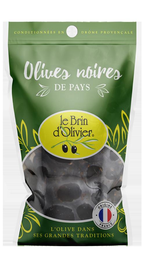 L'olive verte Picholine verte Picholine du Gard