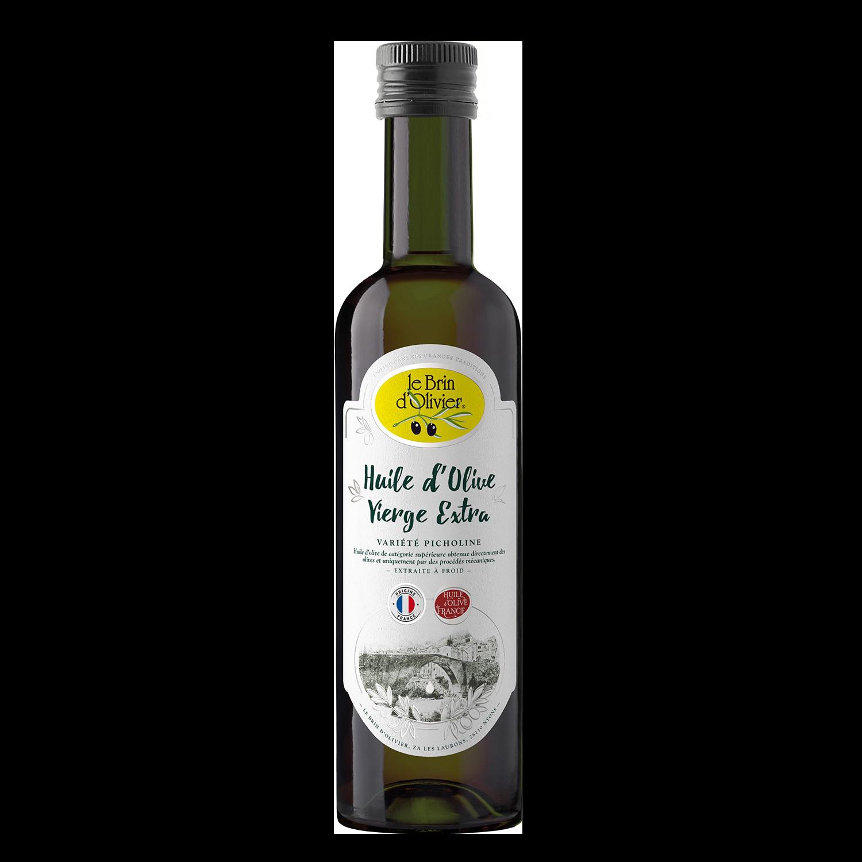 olives vertes dénoyautées LE BRIN D'OLIVIER