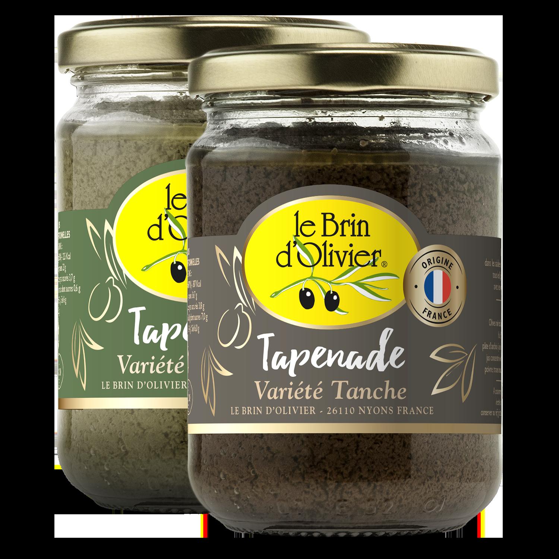 L'olive verte Picholine du Gard